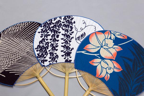Boshu uchiwa fans(Boshu uchiwa)- KOGEI JAPAN