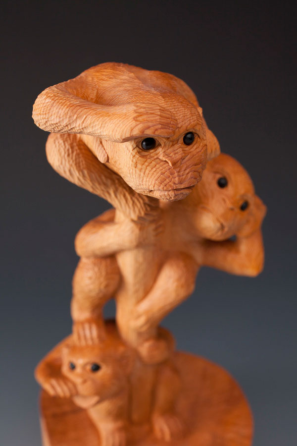 Ichii woodcarvings