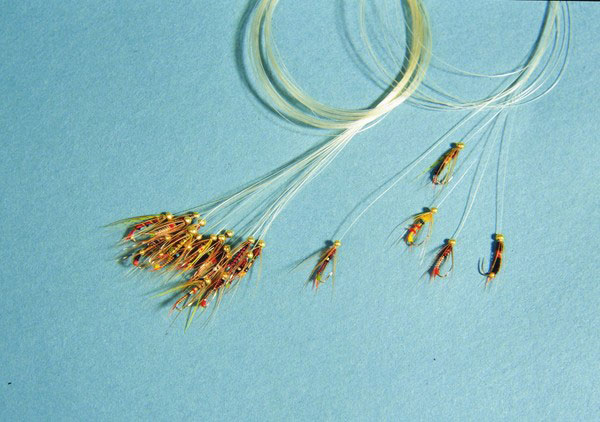 Banshu fly-fishing flies
