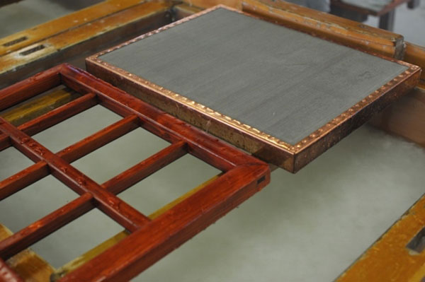 Tosa traditional Japanese paper - General Production Process