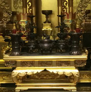 Kyo Buddhist altar equipment