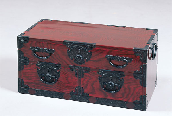 Sendai traditional chest
