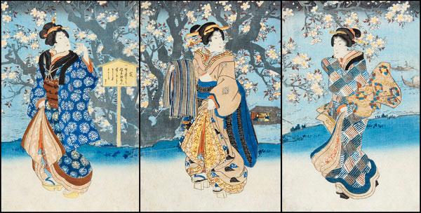 江戸木版画(えどもくはんが)の特徴 や歴史- KOGEI JAPAN(コウゲイ ...